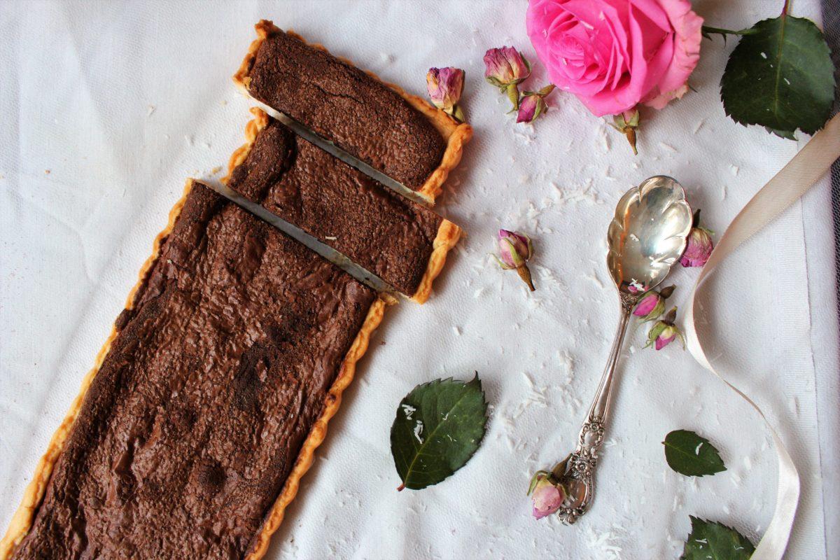 La tarte au chocolat de Alain Ducasse