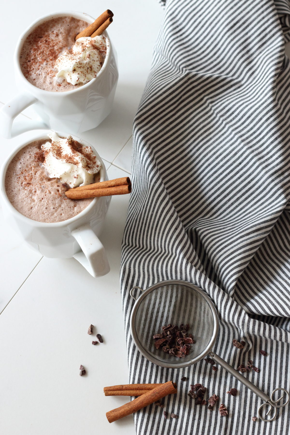 Maca Cacao Hot Chocolate