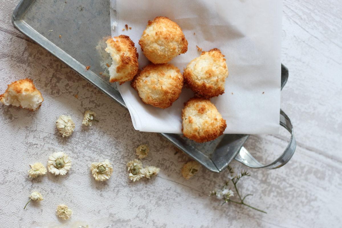 Rochers coco sans gluten