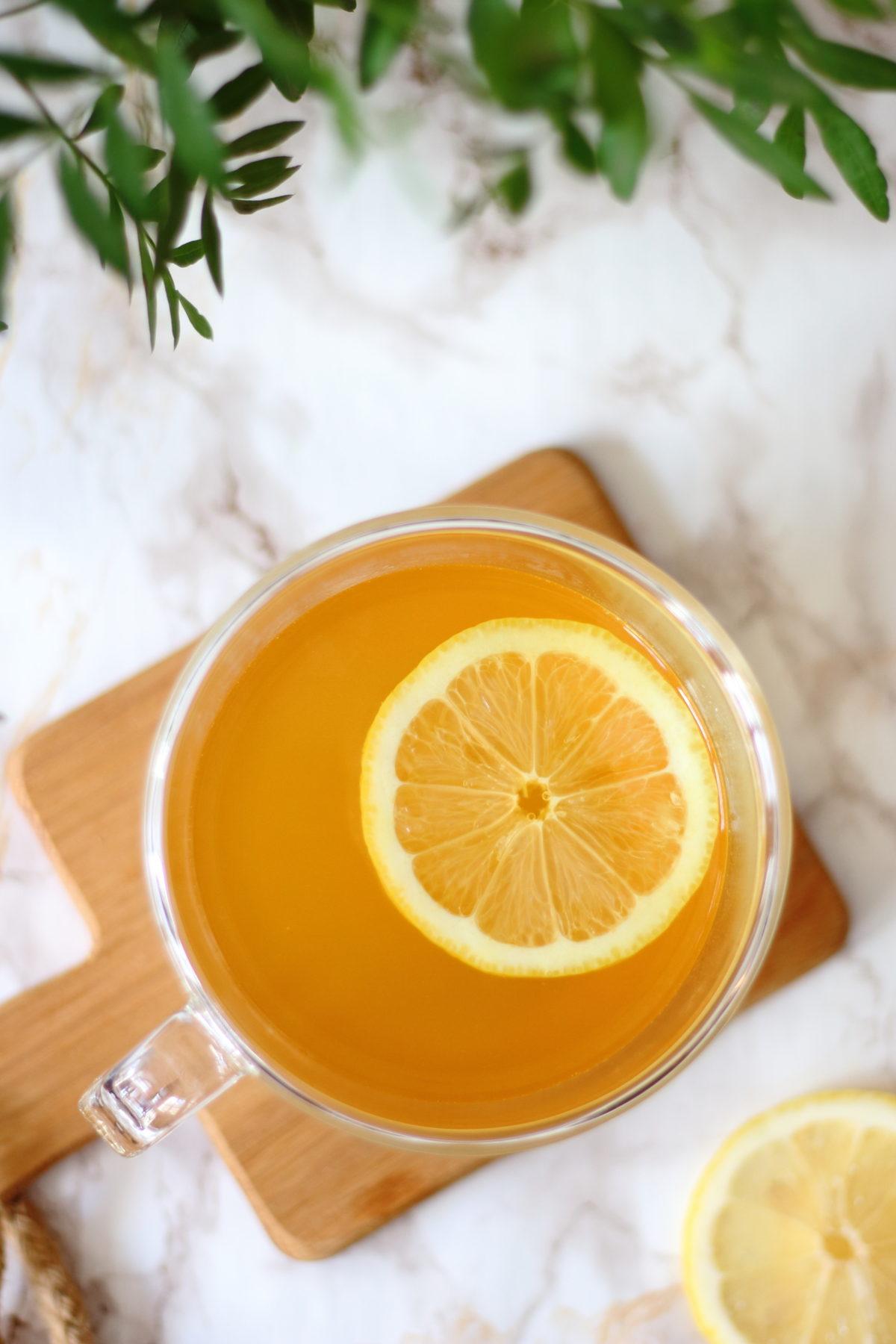 Ginger, tumeric & cinnamon Detox infusion