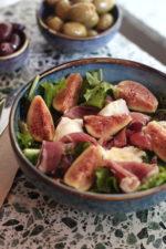 Tassinca – Épicerie fine méditerranéenne tassinca salade mozzarella figues