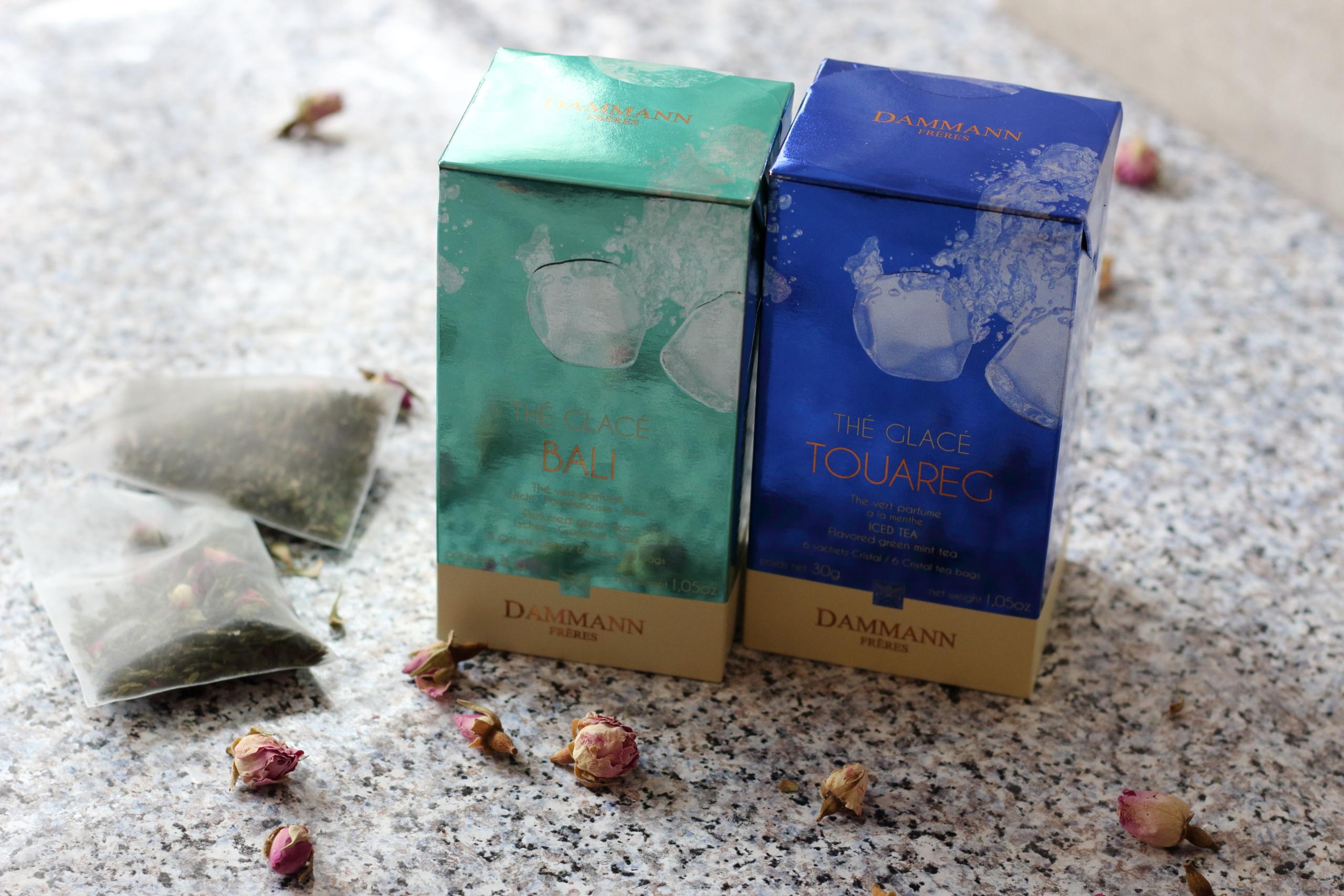 Iced Tea x Dammann Frères