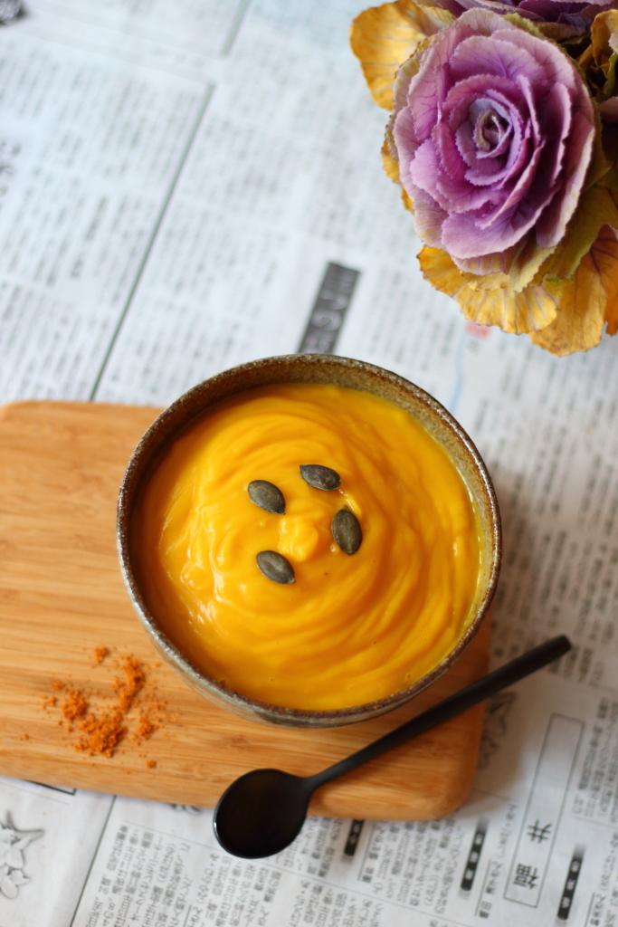 Soupe Butternut épices
