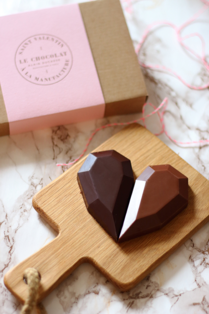 A heart to share by Le Chocolat Alain Ducasse