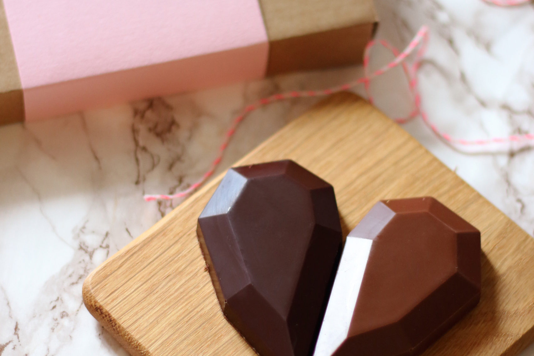 A heart to share Le Chocolat Alain Ducasse