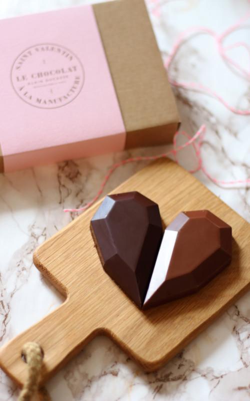 le chocolat alain ducasse st valentin
