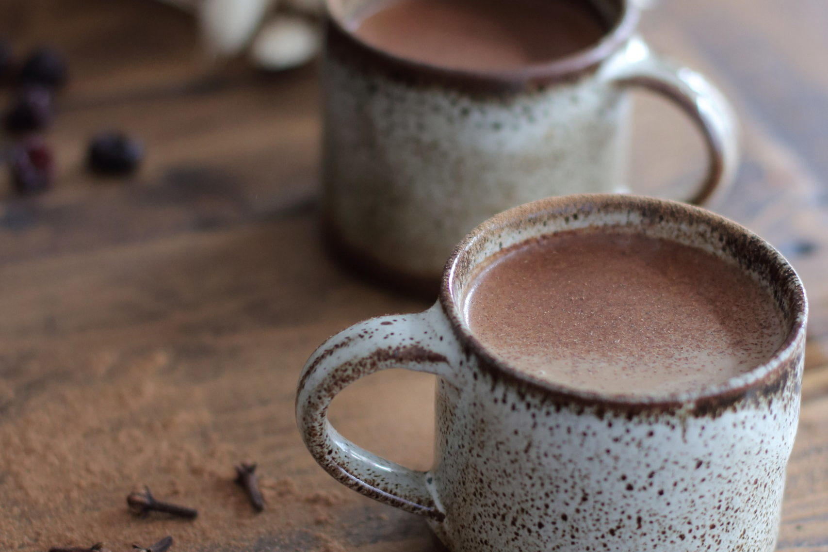 Almond Milk Chai Latte